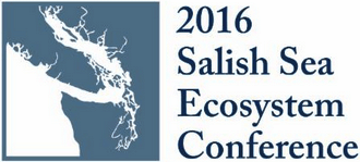 2016 Salish Sea Ecosystem Conference logo