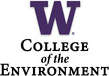 UW College of the Environmnet logo